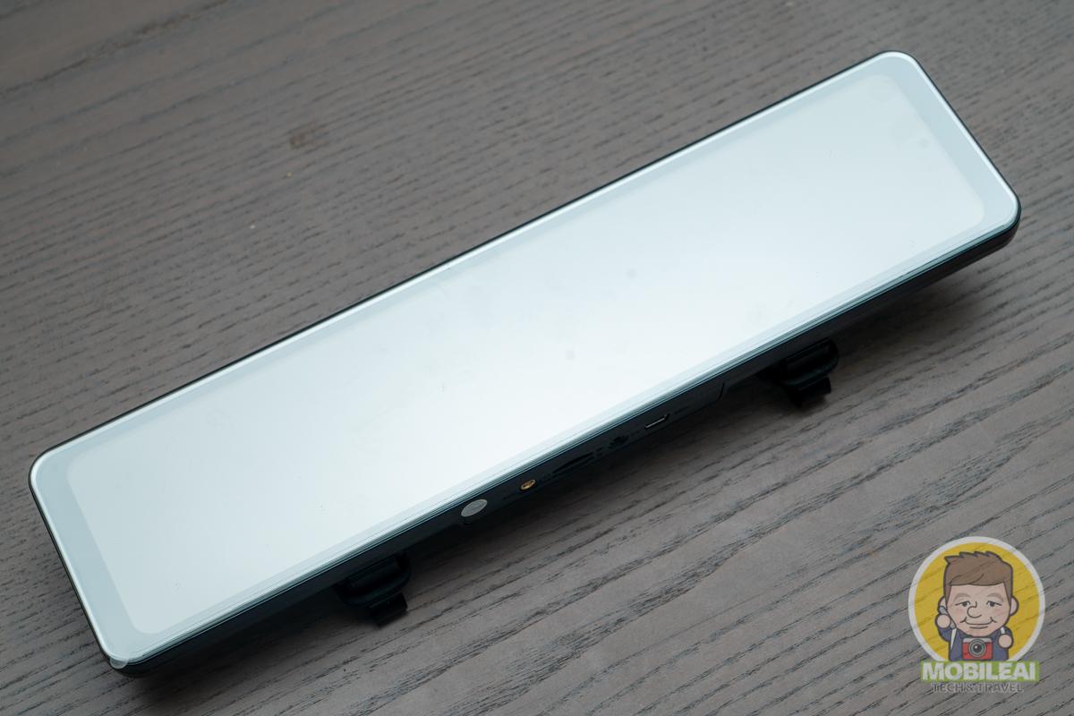12吋高清流媒體電子後照鏡