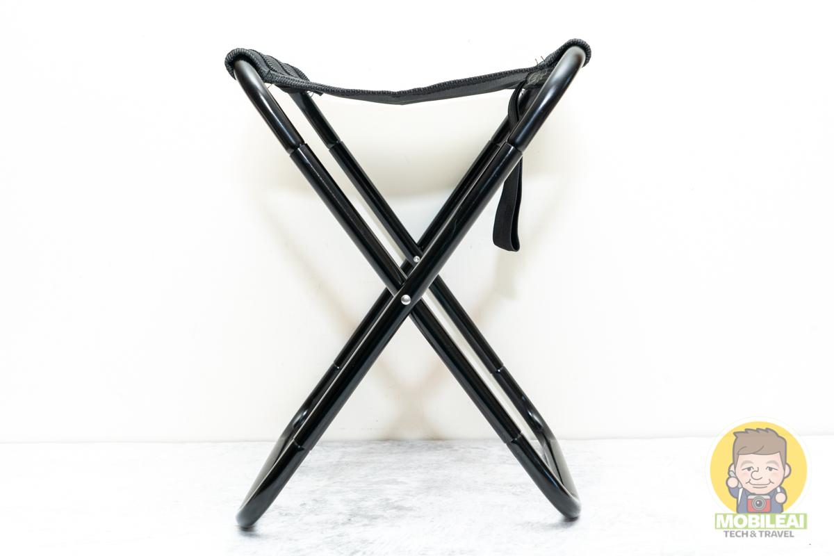 背包中的摺疊椅