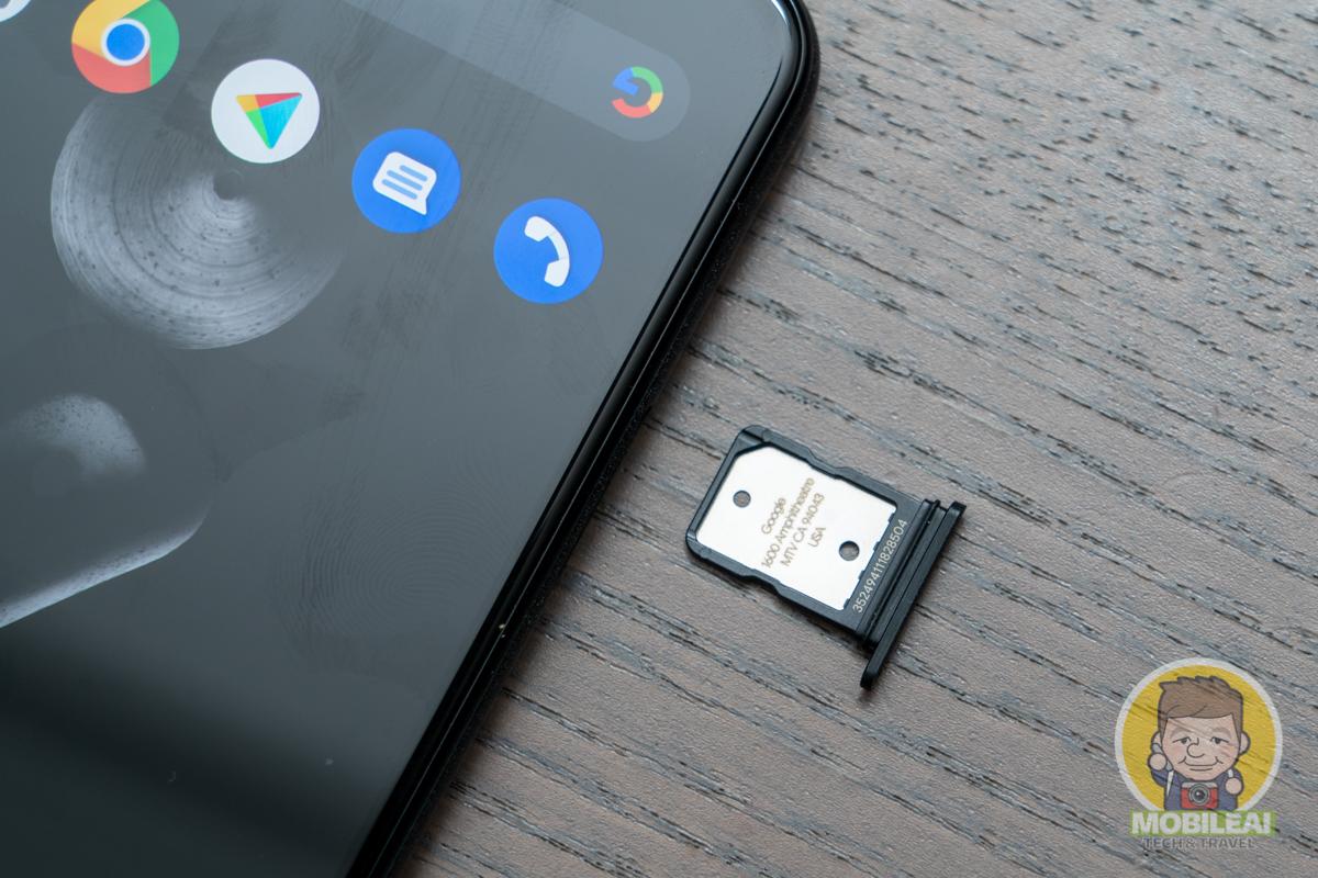 Google Pixel 5 5G版