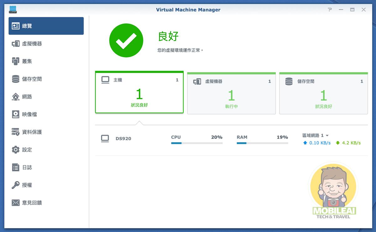 DS920+ Ubuntu虛擬機 Cacti 網路監控
