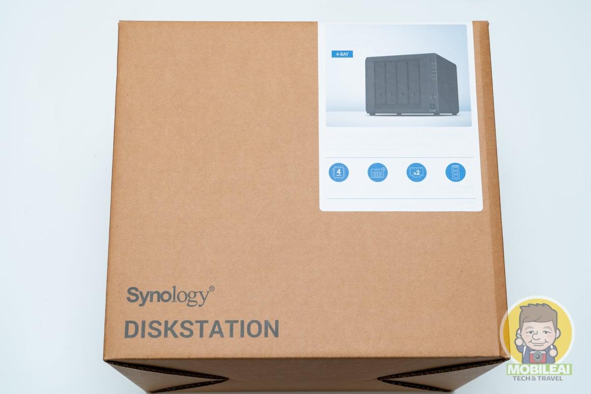 Google相簿 NAS Synology DS920+