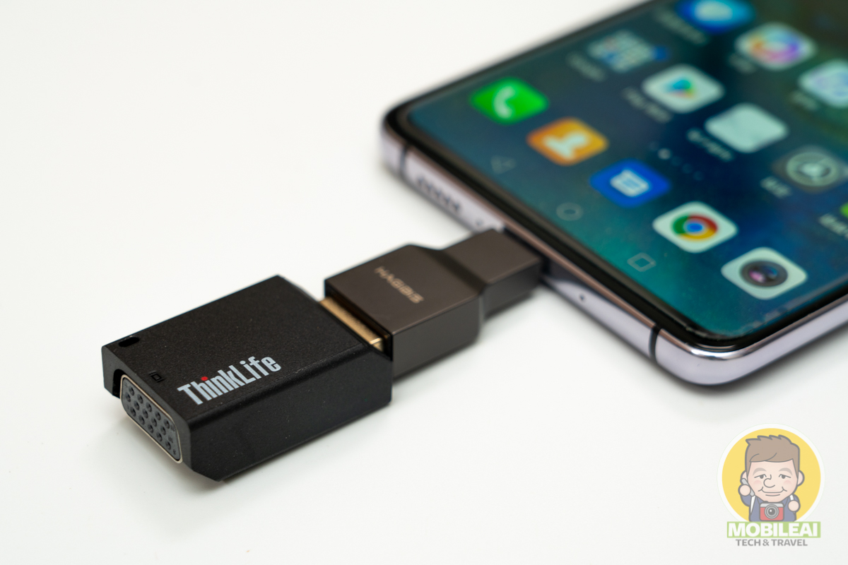 ThinkLife HDMI 轉 VGA 轉接頭