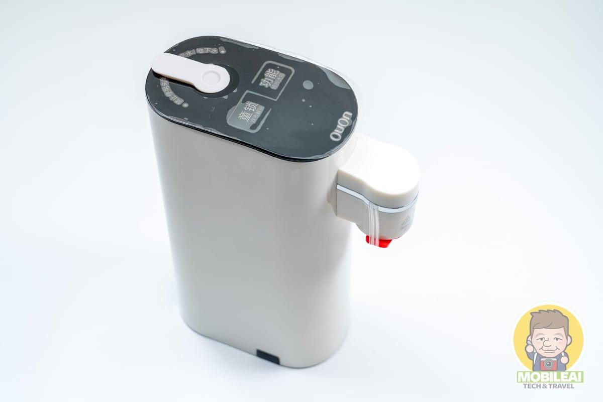 開箱怡寶攜帶型 110V 即熱/瞬熱式飲水機