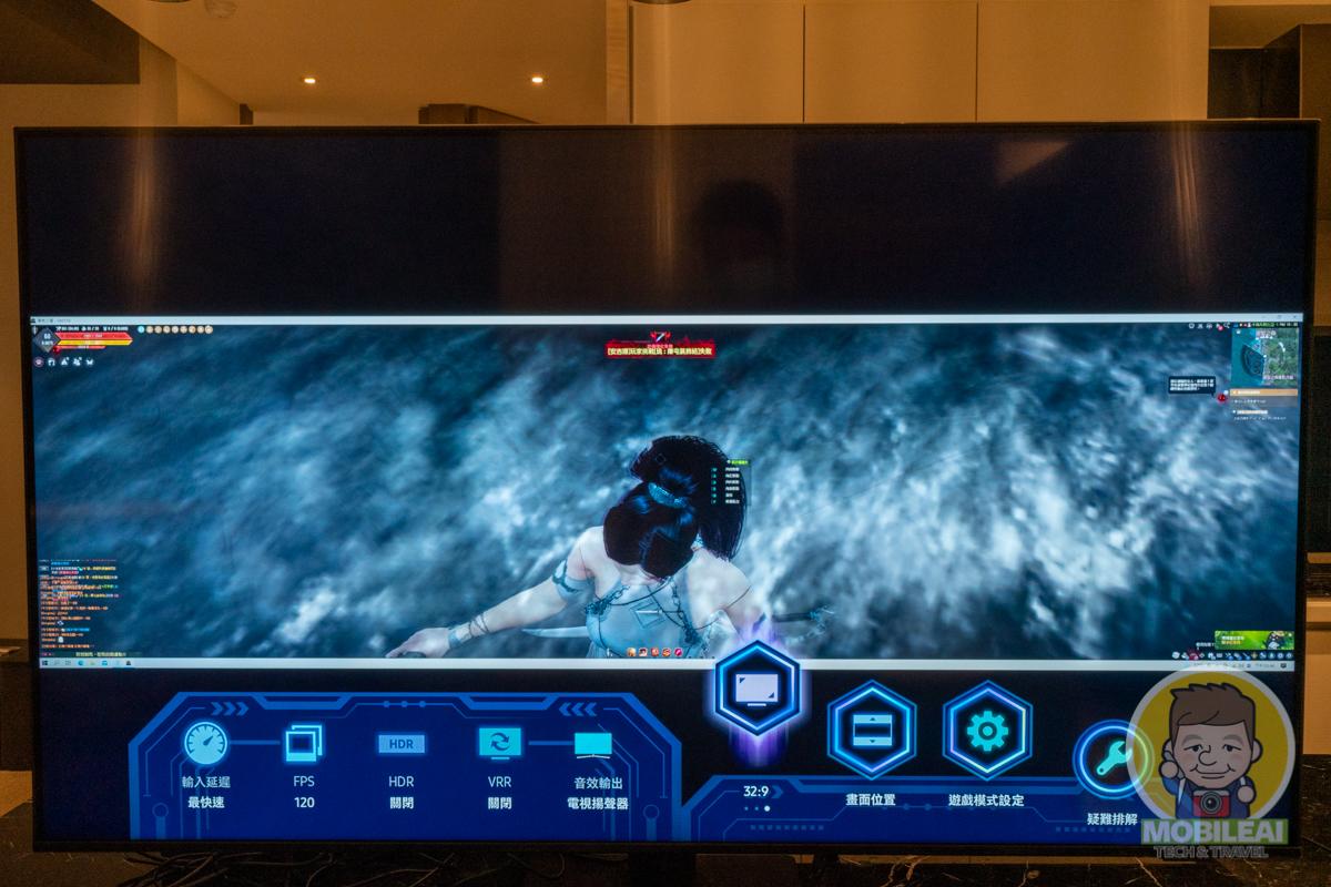 三星 Neo QLED 8K 量子電視開箱