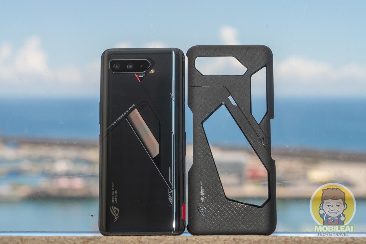 ROG Phone 5s Pro 開箱實測