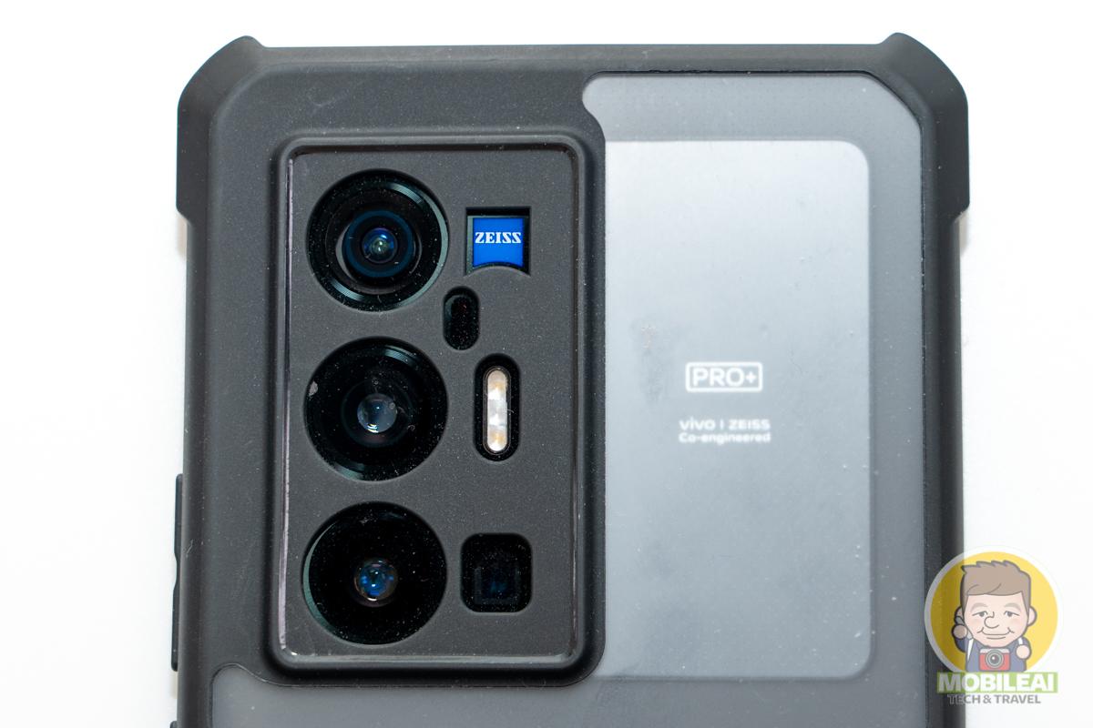 vivo X70 Pro+ 氣囊防摔保護殼與鋼化玻璃保護貼